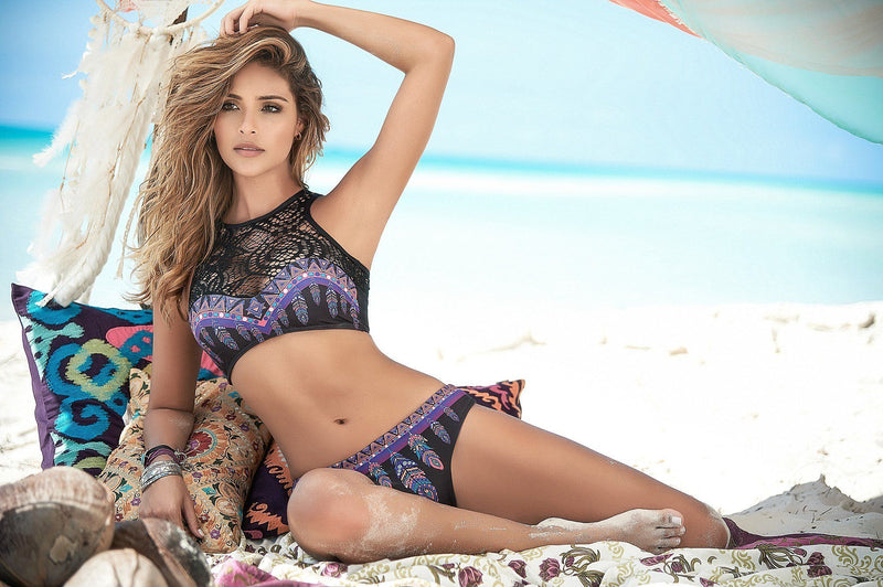 Dream Catcher | Two piece Bikini - PIRATA COUTURE