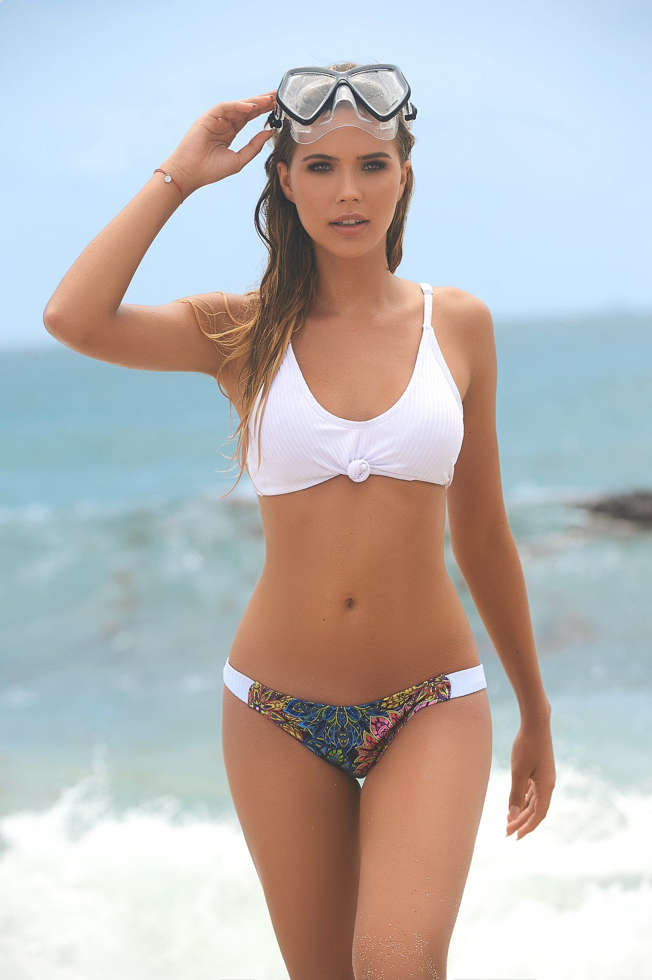 Wildflower Two Piece Swimsuit