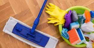 Household cleaning accessories