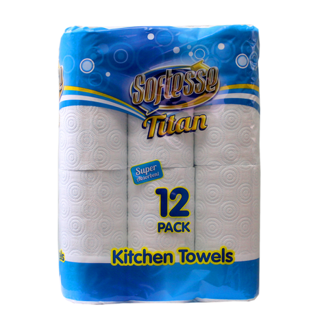 Titan 12 Pack Kitchen Towel