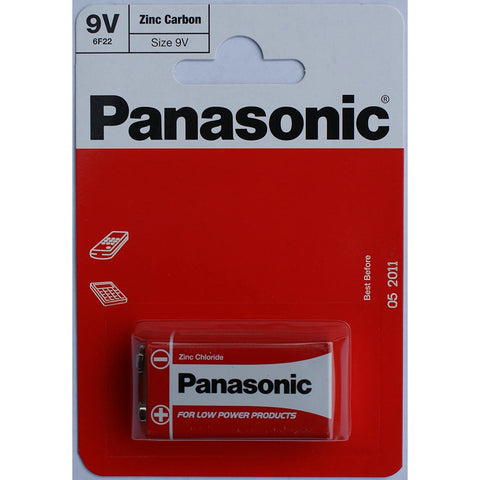 Panasonic Batteries 9V