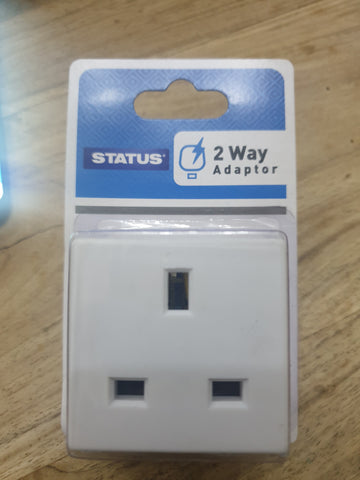 Status 2 Way Adapter