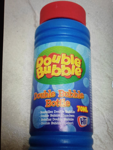 Double Bubble Bottles