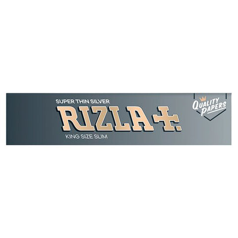 Rizla Papers Silver Kingsize