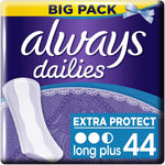 Always Dailies Extra Protect Big Pack Long Plus