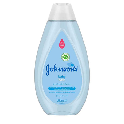 Johnson Baby Bath