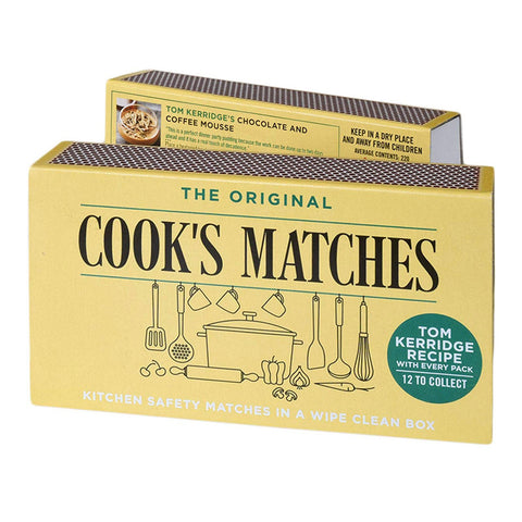 Cook's Matches