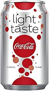 Coca Cola Light Coke 330ML EU