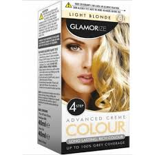 Glamorize Hair Dye Blonde