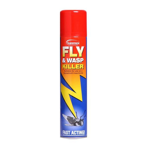 Fly And Wasp Killer 330ml