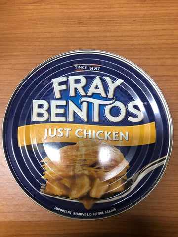 Fray Bentos Just Chicken 425G