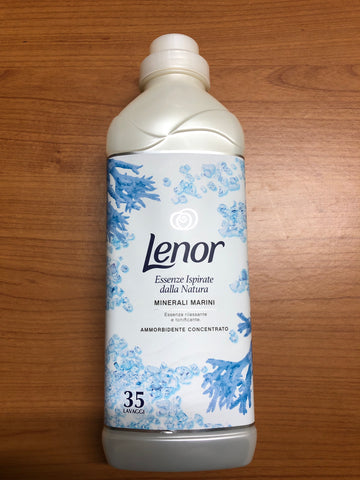 Lenor 35 Wash Minerali Marini 875ML