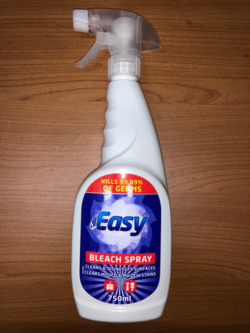 Easy Bleach Spray 750ML
