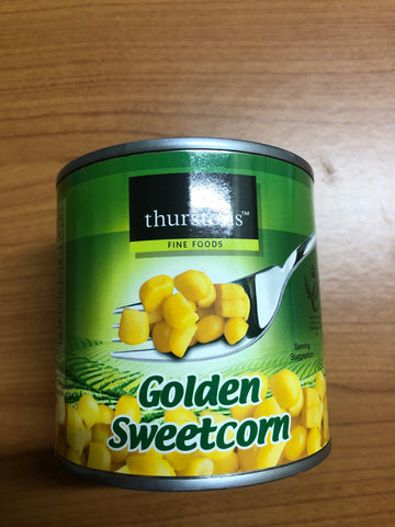 Thurstons Sweetcorn 1*12 340G