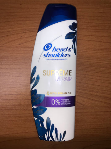Head & Shoulders Supreme Shampoo repair 270ML