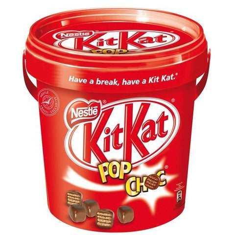 Kitkat Pop Choc Tub 400G