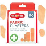 Treat And Ease Fabric Plasters 110P/K