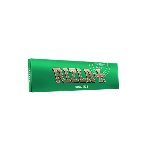 Rizla King Size Green