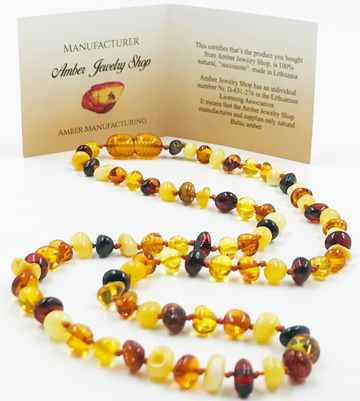 Knotted bracelet and earrings with Baltic milky amber beads,Amber jewelry set,Baltic yellow butterscotch Royal Amber earrings and bracelet