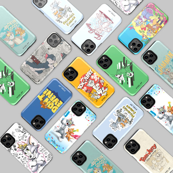 Tom and Jerry Phone Cases