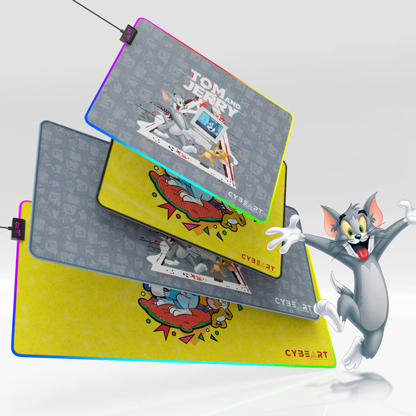 Tom and Jerry Mousepads