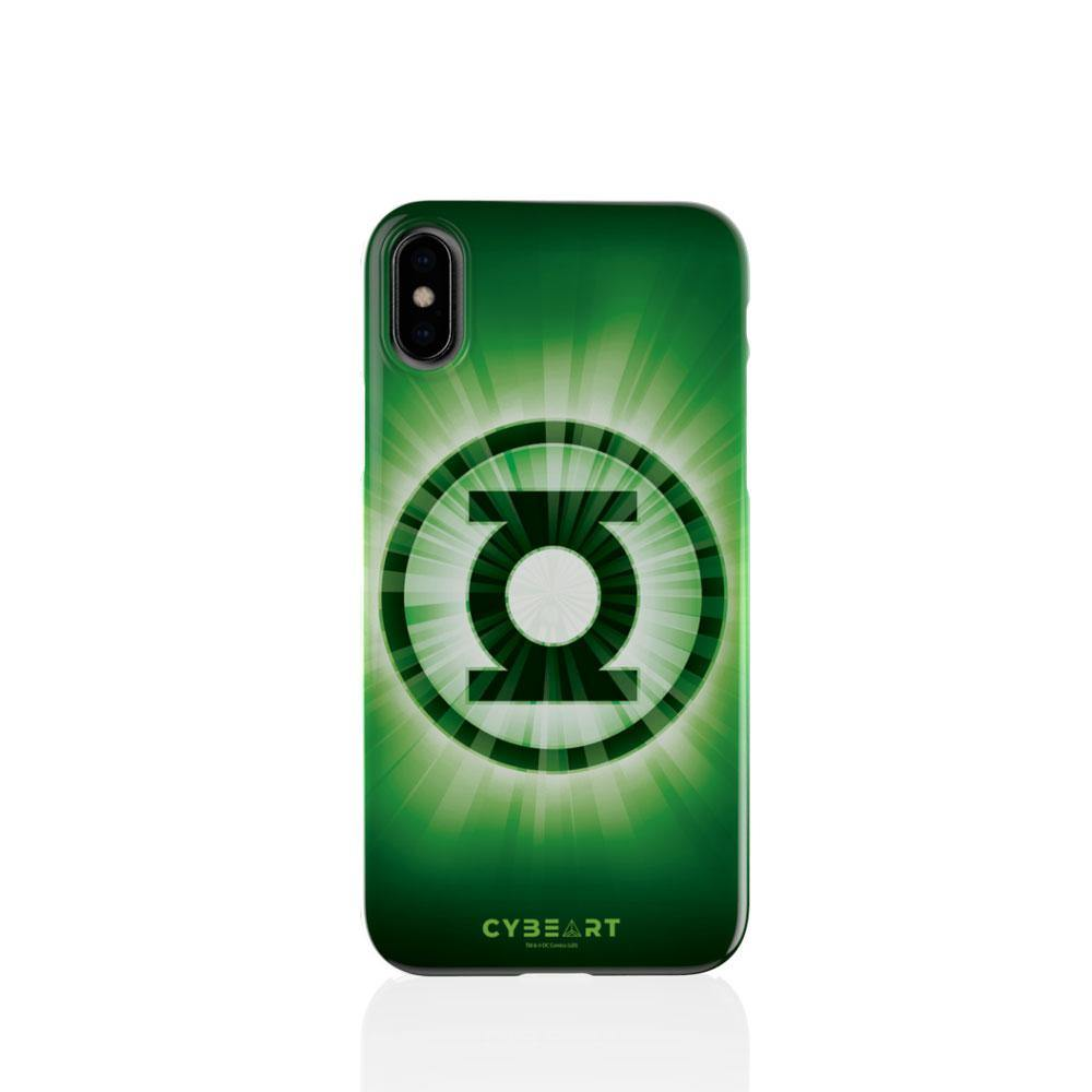 Green Lantern Chest Emblem - Cybeart