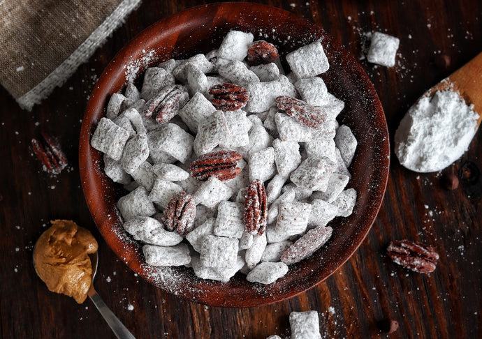 RECIPE: Nutkrack Puppy Chow for snacking season!