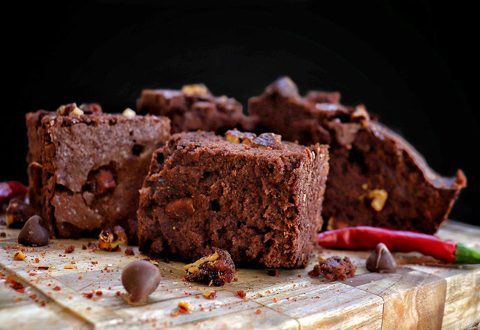 RECIPE: Firekracker Brownies!