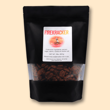 Load image into Gallery viewer, Nutkrack Chili Spiked Candied Pecans 2lb Bulk Bag Firekracker