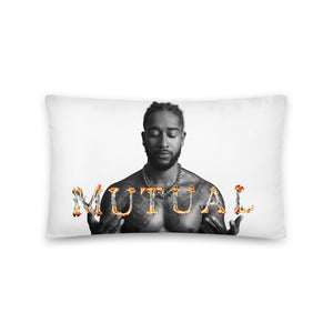 Mutual Pillow White