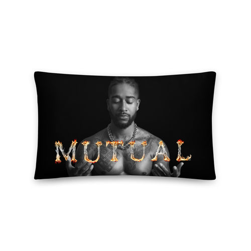 Mutual Pillow Black