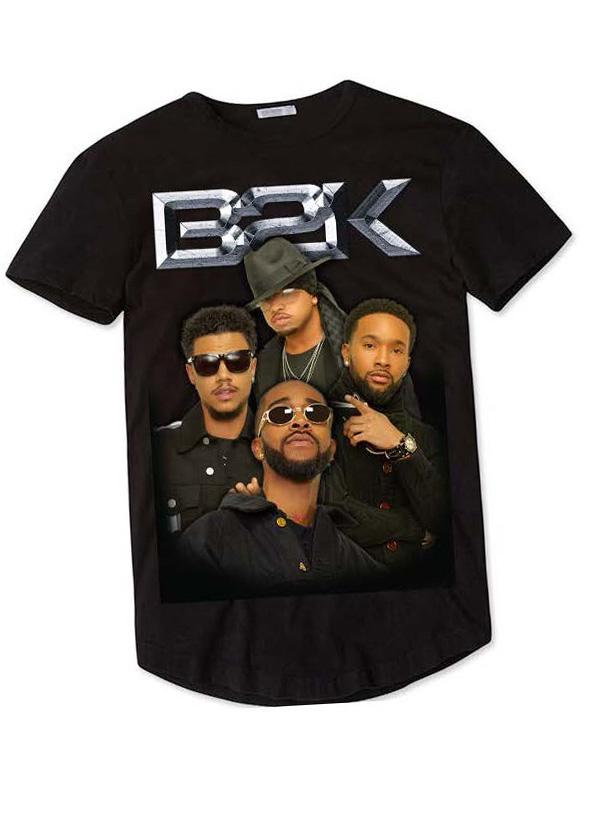 Limited Edition B2K Black T-Shirt - Band