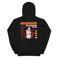 Load image into Gallery viewer, Vertical O Hoodie