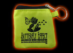 Butterfly Effect Milkweed Wind Indicator