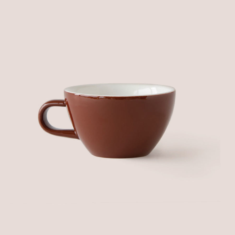 CAPPUCCINO EVO 19 CL PORCELAIN CUP & SAUCER | ACME