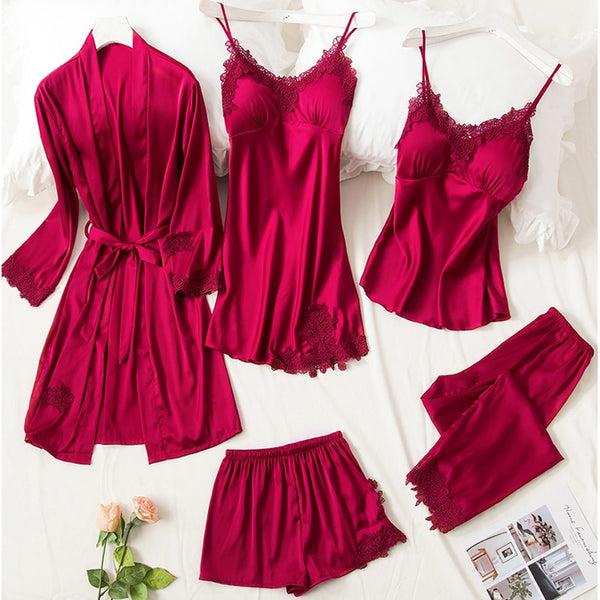 Lacey Nightie Sets