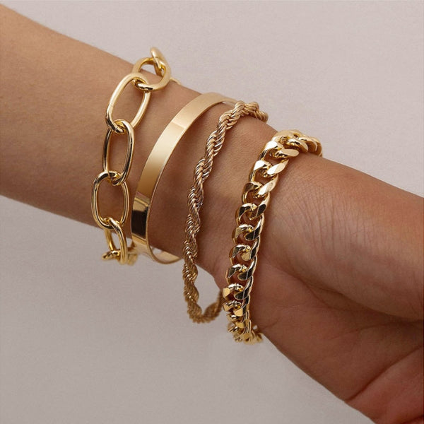 Multilayer Bracelet