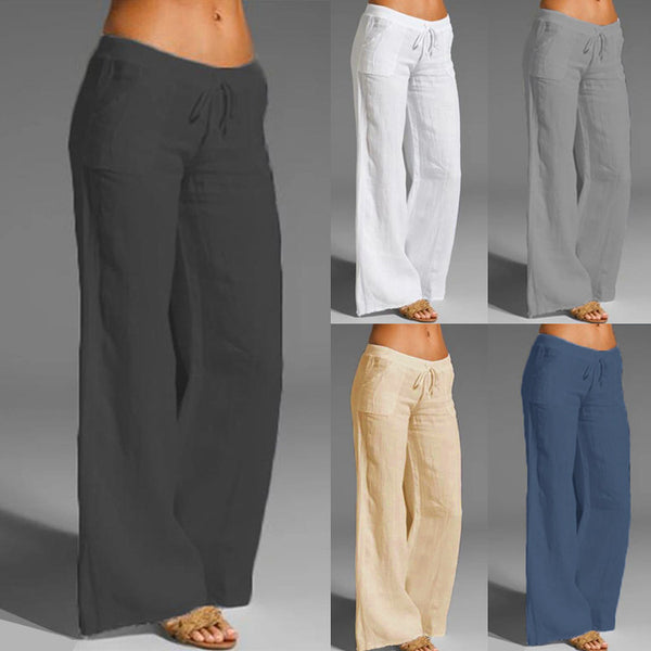 High Waisted Harem Pants
