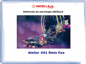 #61 - Stelele fixe in astrologie