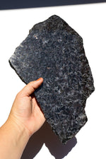 Merlinite Stone Slab with Stand - Anza Studio