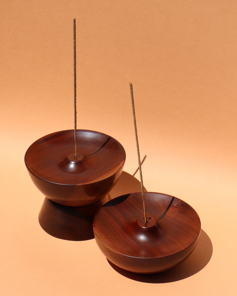 'Bandon' Large Incense Holder - Anza Studio