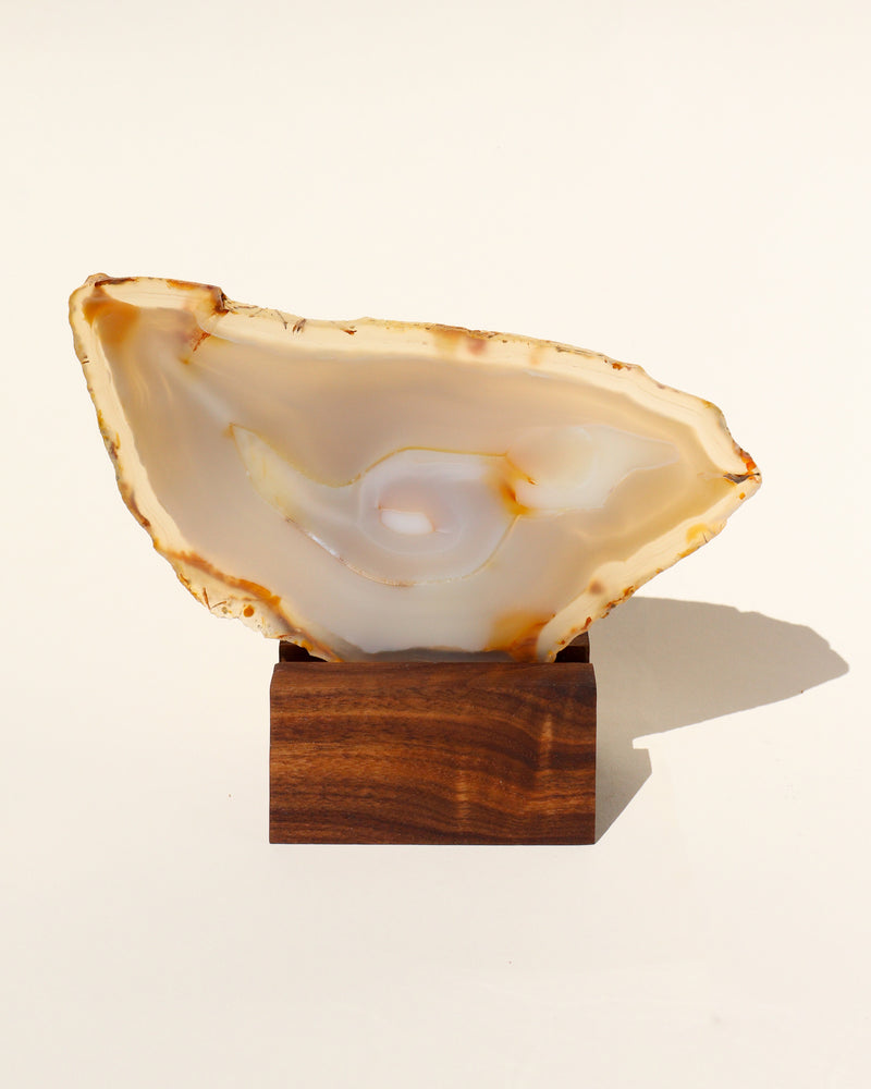 Load image into Gallery viewer, Banded Agate Slab - Anza Studio