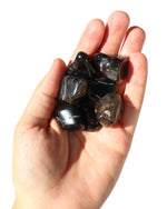 Smoky Quartz Tumbled Stones - Anza Studio