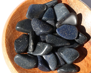 Load image into Gallery viewer, Lazulite Tumbled Stones - Anza Studio