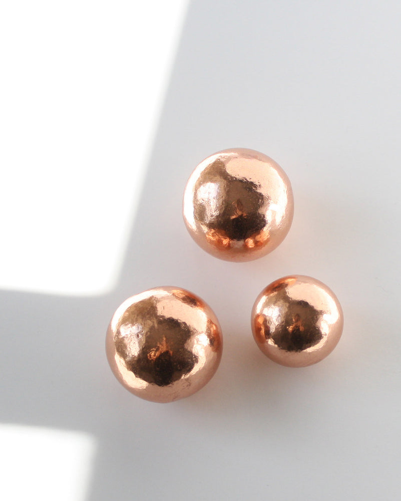 Copper Sphere - Anza Studio