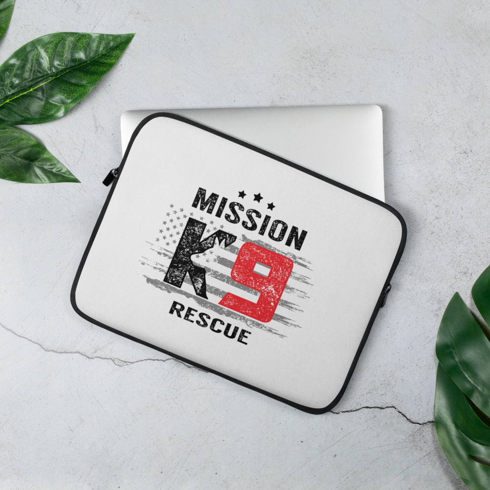 Mission K9 Rescue Laptop Sleeve