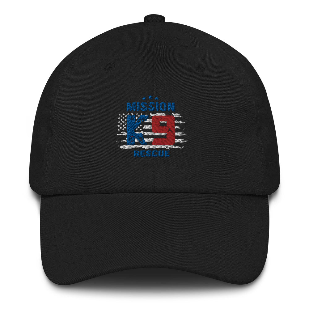 Mission K9 Rescue Cap