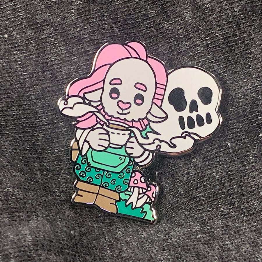 Critical Role Chibi Pin No. 5 - Caduceus