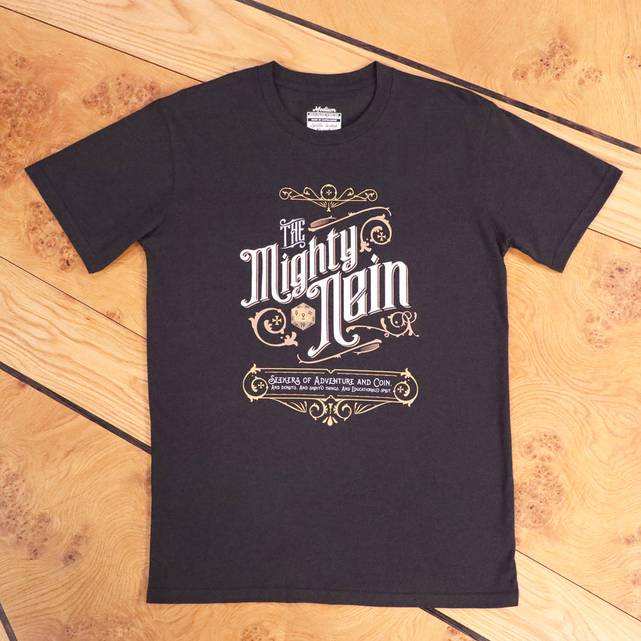Critical Role Mighty Nein T-Shirt