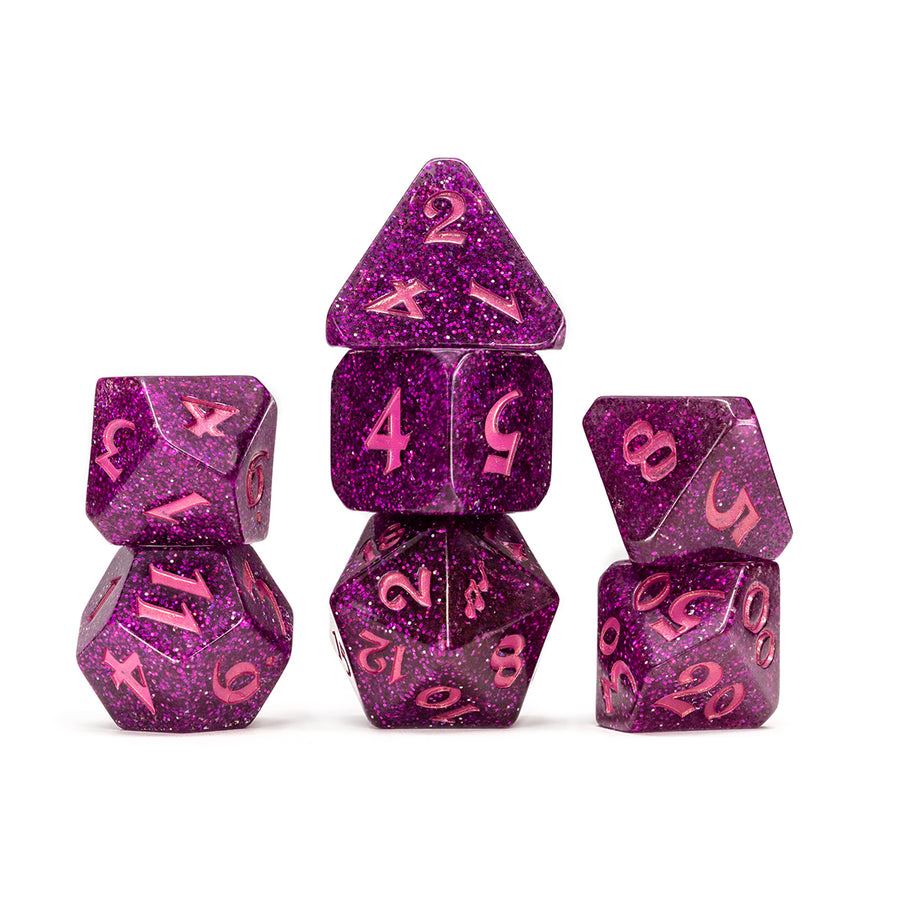 Vox Machina Dice Set: Scanlan